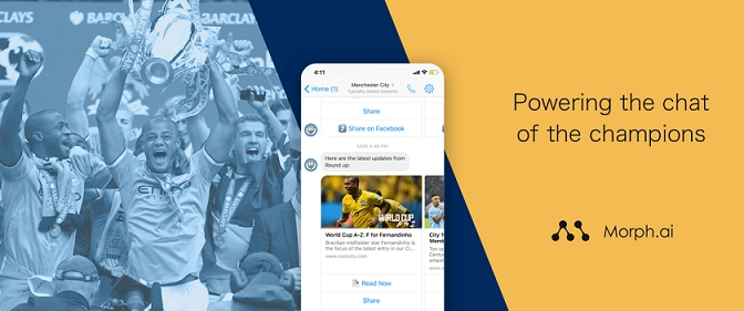 How Automation at Scale is Powering the Chat of the Manchester City Football Club