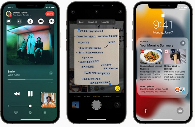 iOS 15 brings new ways to stay connected