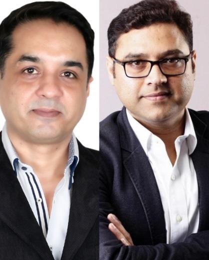 Samrat Ghosh, Cluster Head, East, Zee Entertainment Enterprises Limited (ZEEL) and Amarpreet Singh Saini, Business Head, ZEE Biskope& BIG Ganga