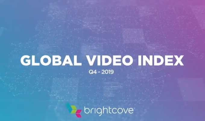Q4 2019 Video Index Shows Rise in Video Engagement on Smartphones and Connected TVs