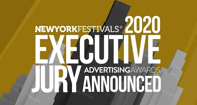 New York Festivals Advertising Awards Announces 2020 Executive Jury