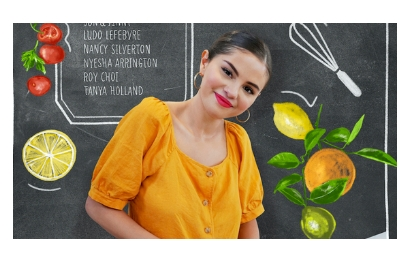 Selena Gomez's cooking show SELENA + CHEF to stream on HBO Max beginning August 13th