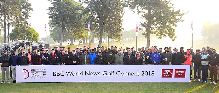 BBC World News Golf Connect - 2018
