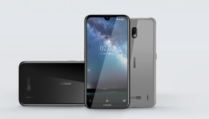 Nokia 2.2 offers the latest advances in AI and Android™