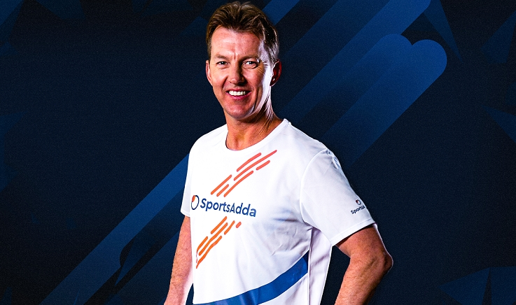 SportsAdda signs Brett Lee as brand ambassador