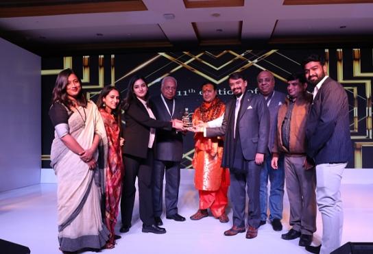 iTV Network Glitters at ENBA 2018