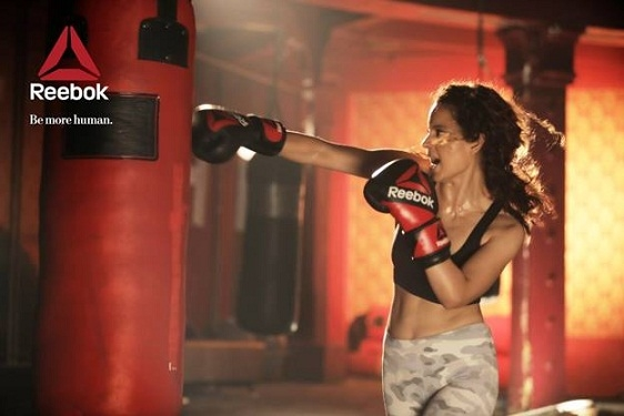 Reebok India and Kangana Ranaut launch #FitToFight 2017