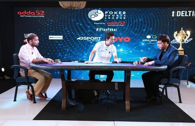 Poker Sports League Season 2 Finale to be broadcast on DSPORT