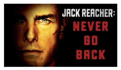 &pictures to premiere the action thriller Jack Reacher: Never Go Back on Friday