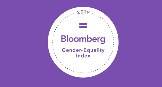 WPP named in Bloomberg's 2019 Gender-Equality Index