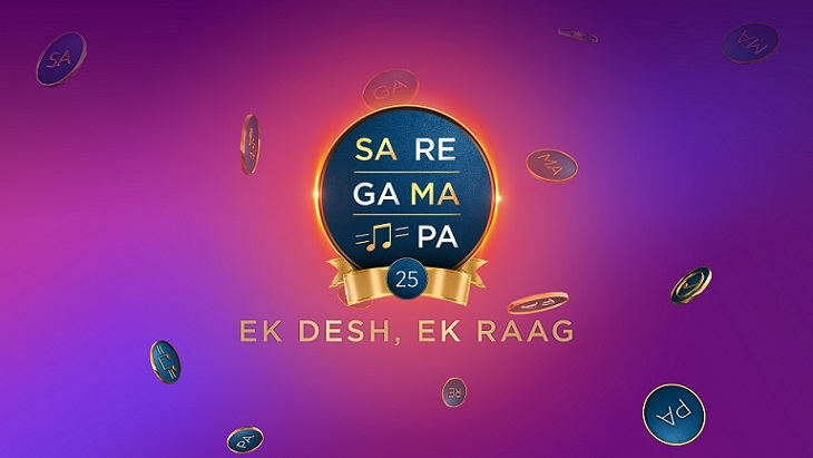 Zee TV's New Instagram filter to let viewers sing and join in the 25 Years Celebration of Sa Re Ga Ma Pa