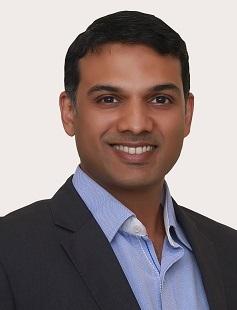 Ranjit Nair, CEO Germin8