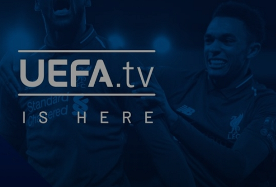 UEFA launches free-to-air OTT digital platform