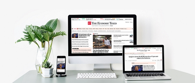 'The Economic Times' Just Got More Elegant, Immersive & Engaging