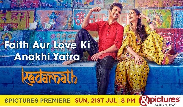 πctures to premiere Kedarnath