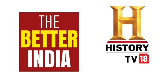 The Better India and HistoryTV18 launch #BossWomen