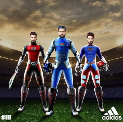 adidas launches new digital campaign titled #III