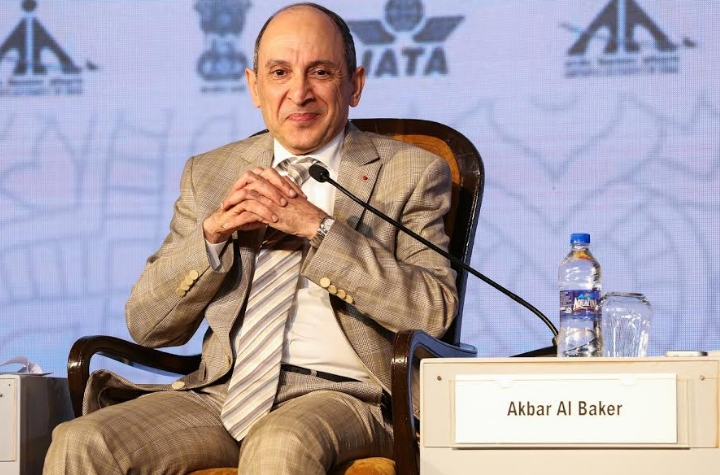 Qatar Airways Group Chief Executive Addresses the International Aviation Summit in New Delhi
