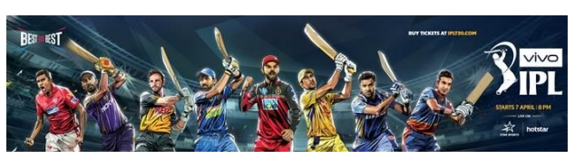 Vivo IPL Week 6 shows strong double digit growth