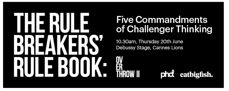 10 strategies from the new wave of challengers