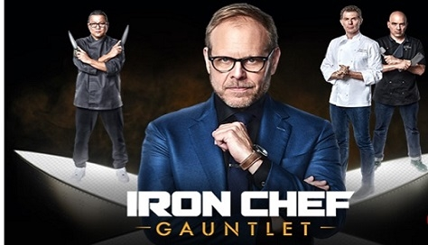 FYI TV18 presents Iron Chef Gauntlet