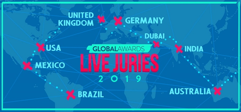 2019 Global Awards Announces Live Judging Sessions