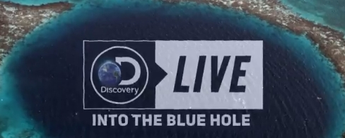 Discovery channel to air story of Blue Hole