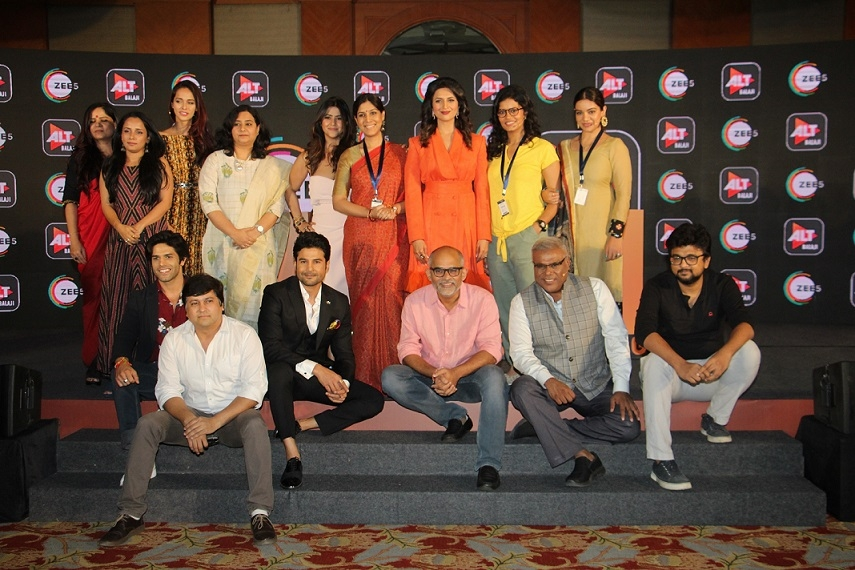 ALTBalaji and ZEE5 announce two new originals