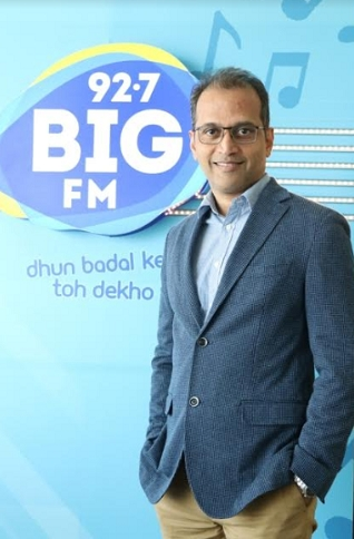 Taproot Dentsu bags advertising mandate for Big FM