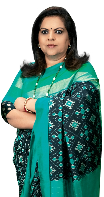 Navika Kumar named Editor-in-Chief of Times Network's upcoming Hindi news channel, Times Now Navbharat