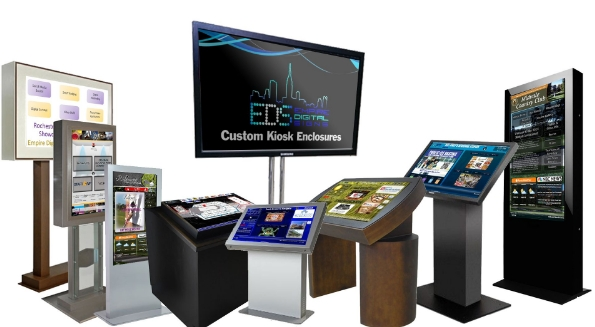 India Interactive Kiosk Market