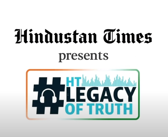 Hindustan Times Celebrated Independence Day with Digital Audio First Campaign - #HTLegacyofTruth
