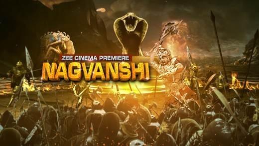 Zee Cinema premieres Epic-Fantasy 'Nagvanshi'