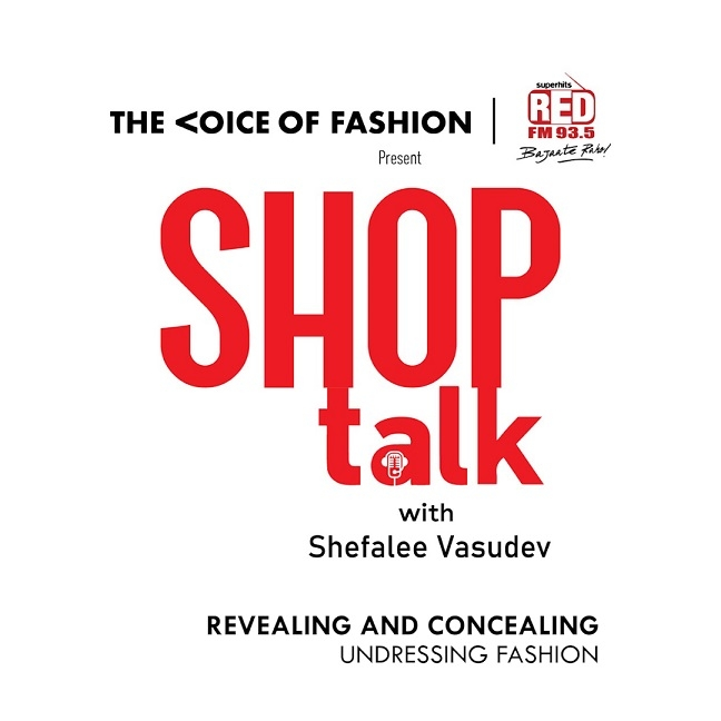 RED FM and The Voice of Fashion Announces Shop Talk