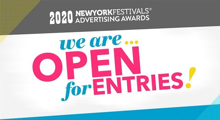 NYF's Advertising Awards is Open for Entries
